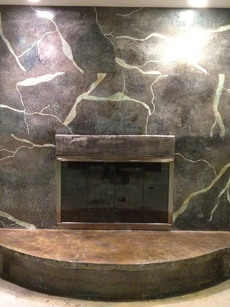 After-Lakey Fireplace